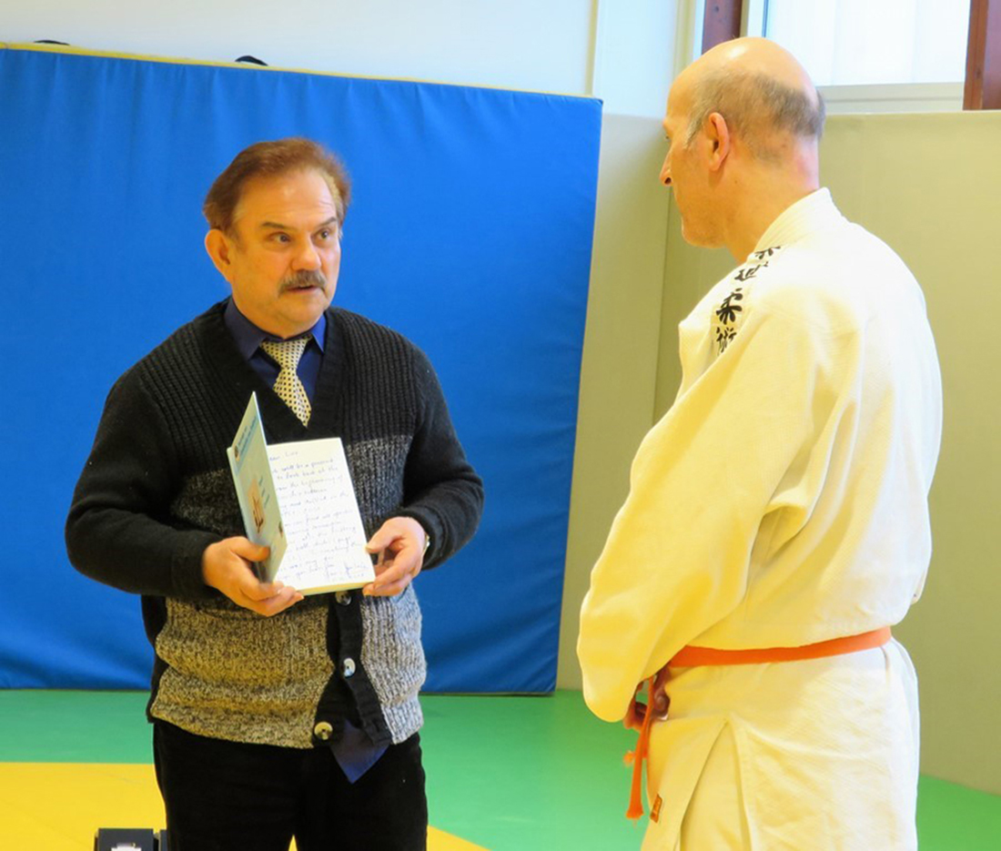 Jumelage Viroflay Hassloch - judo